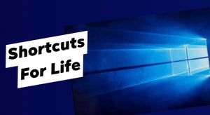Only shortcuts you should take in life are in Windows