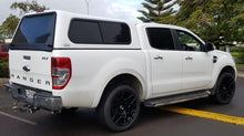 "Load image into Gallery viewer, Moonshine 20x9.5 6/139.7 30p Matt Black Hilux Ranger BT50 DMAX inc 30"" TYRES"
