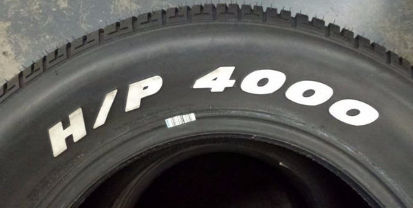 2 x 255/70R15 Hercules HP4000 Brand New Tyres pair of new tyres 255/70/15