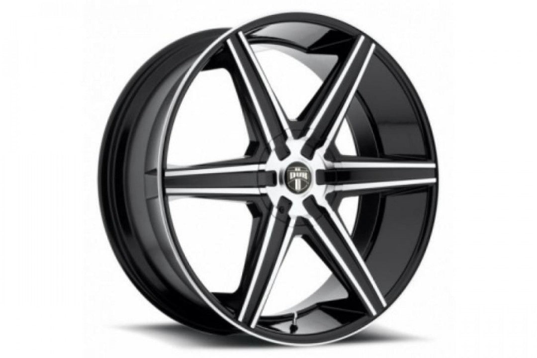4 new mag wheels DUB INDO 22x9.5 6/139.7 40p Super special Ranger Colorado BT50