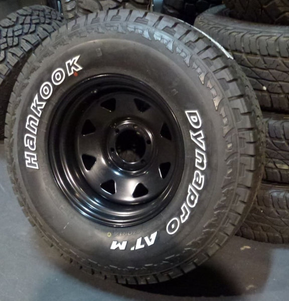 "1 x 315/70R17 34.4"" A/T Hankook RF10 8ply New Tyre sorry only 1 tyre left"