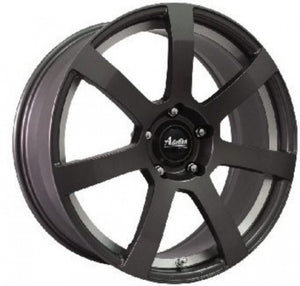 "Advanti Villen 20x8.5 5/120 45p Gunmetal auction is for 4 new 20"" mags Commodore"