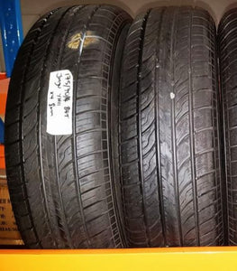 2x 175/70R14 84T Jinju YH11 8mm new tyres reduced to clear fitting in buynow