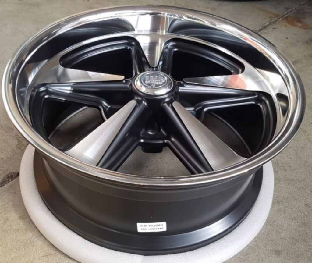 US Mags Bandit 18x8 & 18x9 5/114.3 Ford mags