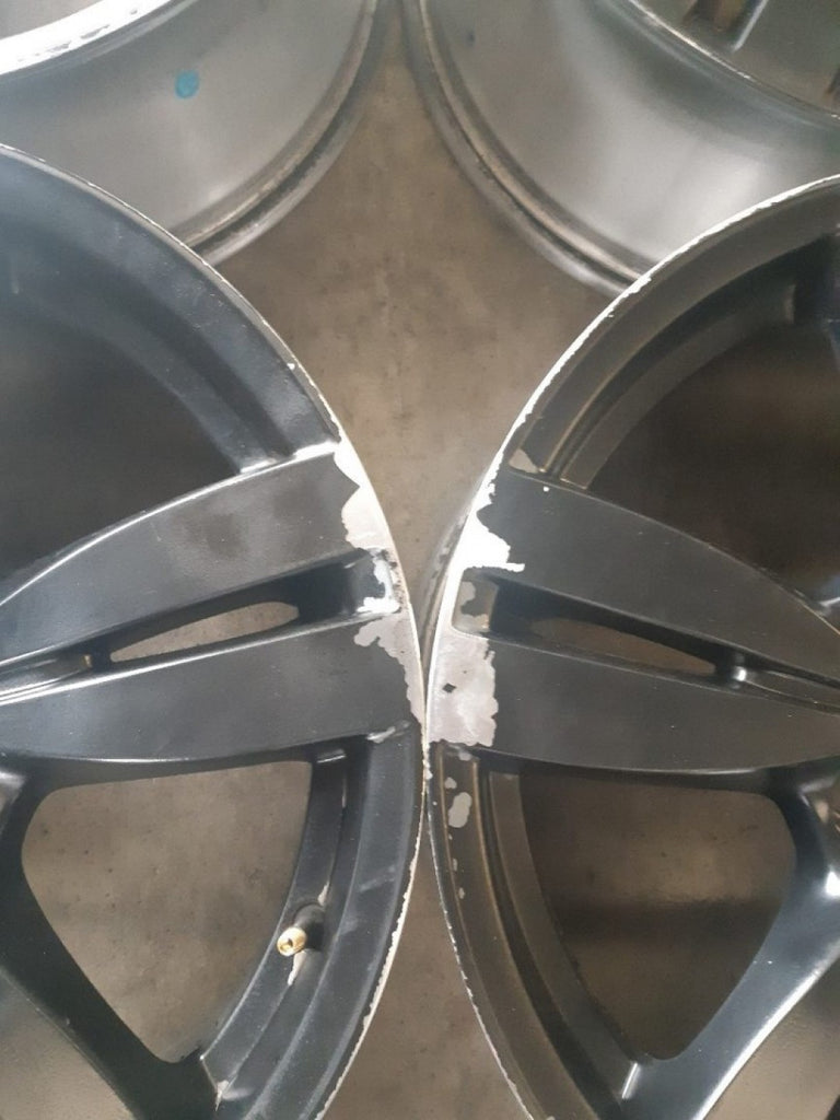 Holden 18x8 5/120 48p s/hand mags Genuine Holden Commodore VE Alloys.