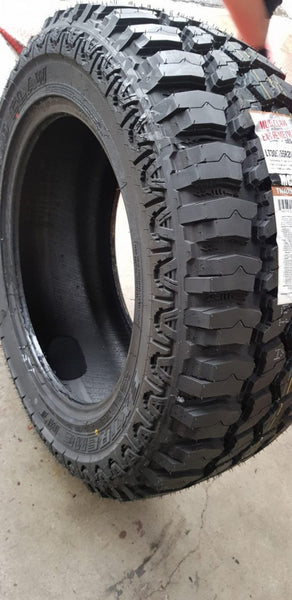 4x NEW 305/55R20 Mud Claw Extreme FREE FITTING in BUYNOW!!! 33x12.5r20 mud tyres