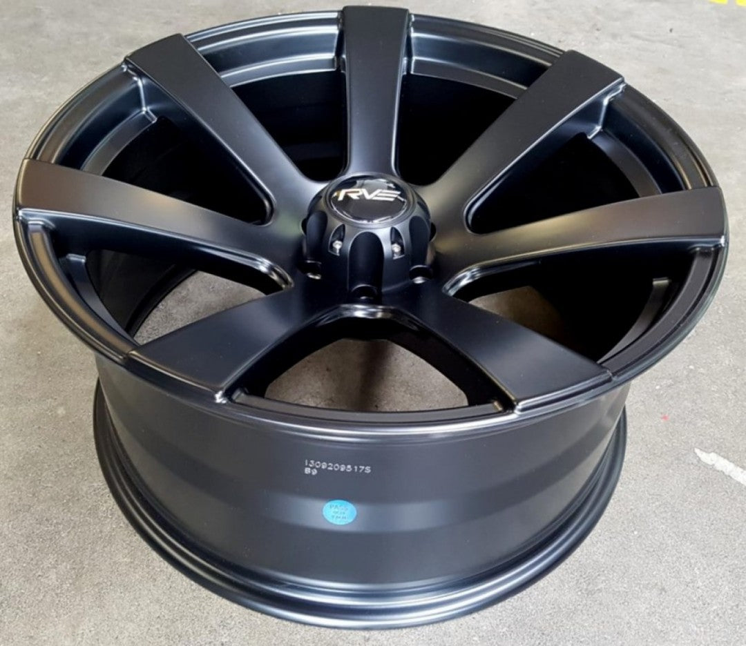 Takedown 20x9.5 6/114.3 15p great for NP300 with flares massive concave NEW