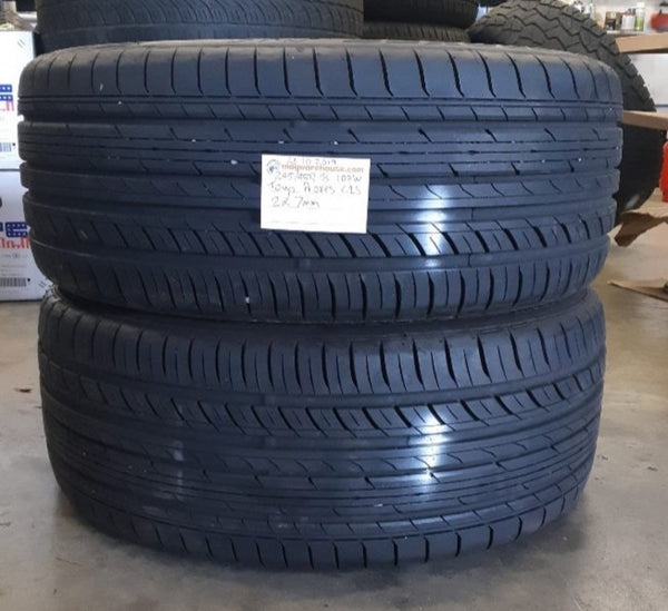 245/45R18 100W Toyo Proxes C1S 2x7mm , FREE Fitting in BUYNOW!!