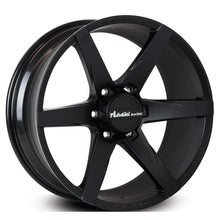 Load image into Gallery viewer, Advanti Bison 20x9 6/139.7 30p Full Matt Black wheels Clearance Stock must go