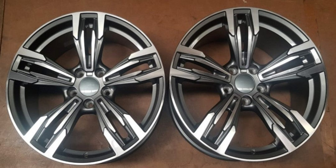 4x VS2 JH5456 19x8.5 35p 19x9.5 37p 5/120 suit BMW 3 series or Holden Commodore