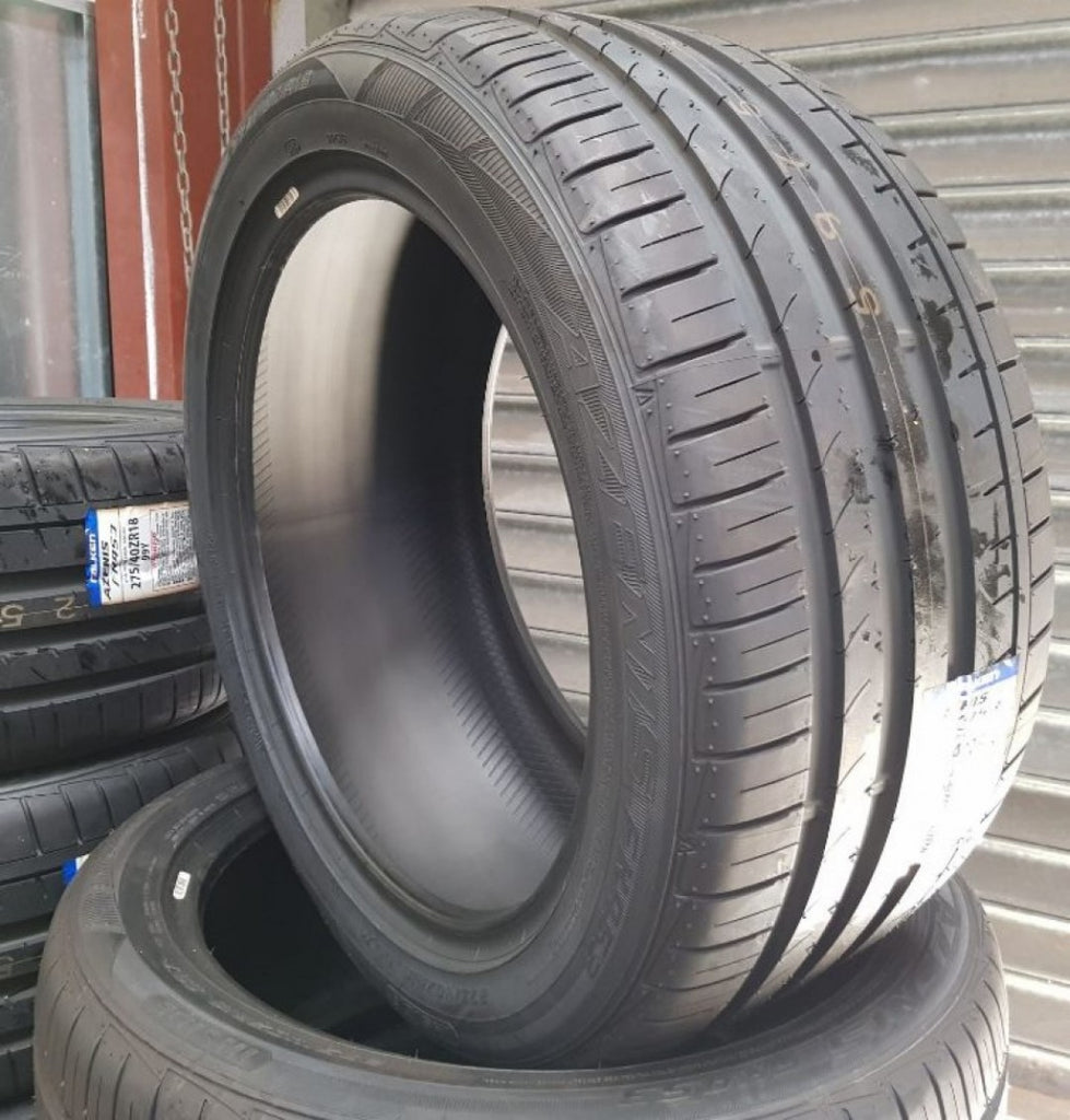 2x 275/40R18 99Y Falken AZENIS FK453 wow what a tyre BMW Merc Hotrod or Race