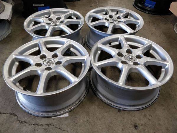 17x7 50p 5/114.3 Toyota Camry Secondhand set of Alloys, Few marks as pictured!!