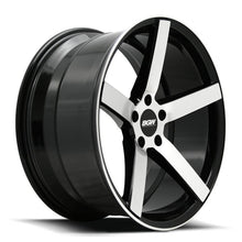 Load image into Gallery viewer, 4x BGW Torque 19x8.5 5/114.3 35p 19x9.5 40p Fully machined Gloss Black windows