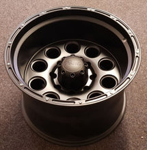 Load image into Gallery viewer, 4x PACER BAJA 18x12 8/170 -51 low offset Gloss Black NEW 8 stud wheels F250