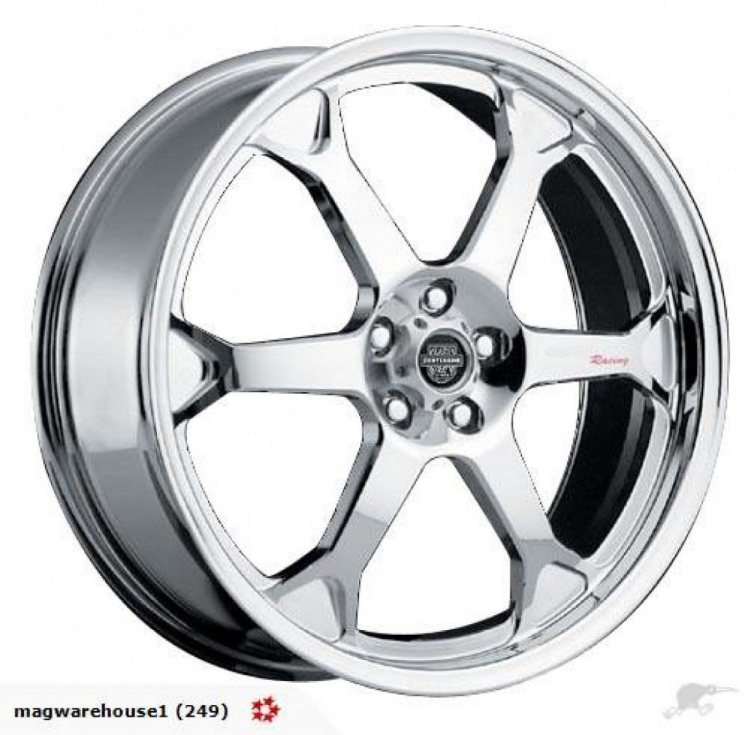 Centerline 19x7.5 RPM Forged 4/100 42p Full Polished CLEARANCE SPECIAL