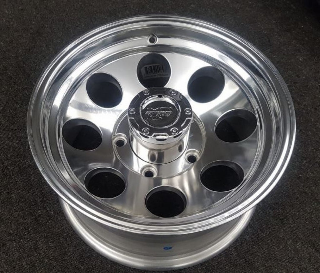 ProComp 16x8 5/150 -12 low offset perfect for Flat Deck Toyota Landcruiser