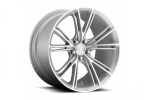 NICHE Ritz 19x8.5 35p 5/120 Silver polished face great for 3 series BMW Commodor