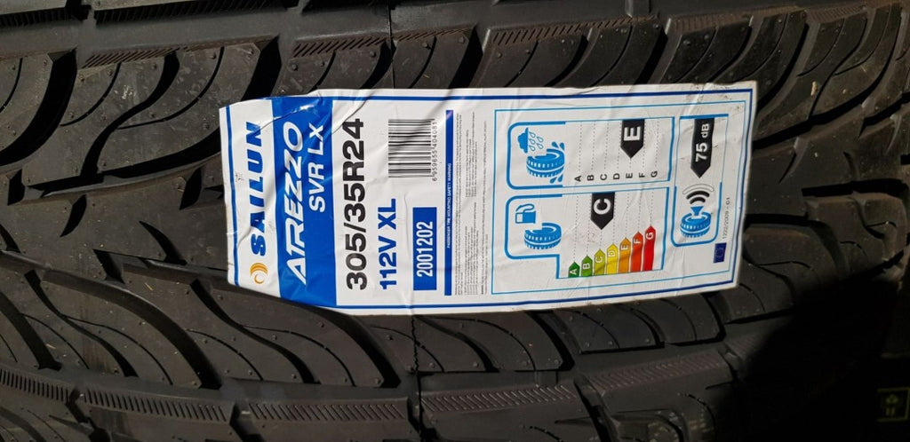 "4 NEW 305/35R24 112V XL Sailun ATREZO SVR LX FREE Fitting in BUYNOW 24"" 24inch"