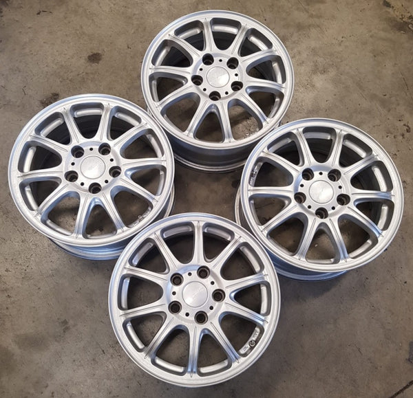 15x6 52p 5/114.3 Eco forme , Get rid of those hubcaps today!!!