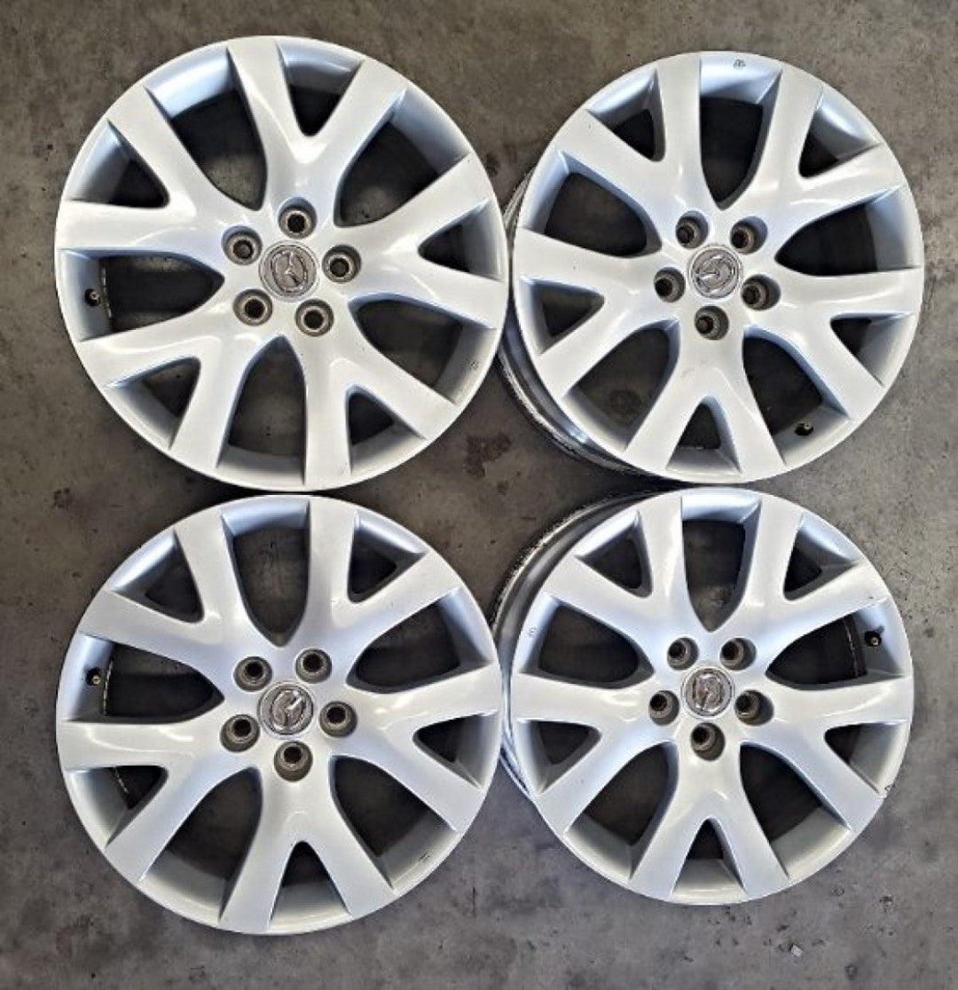 Mazda CX7 18x7.5 5/114.3 50p factory wheels, Great set of wheels, 1 small mark!