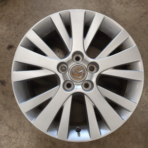 Late model Mazda 6 17x7 5/114.3 60p s/hand mags in good condition 5x1143 5x114.3