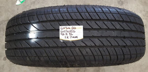 1 x 205/60R16 Corsa 60 94H XL 7mm secondhand, fitting and balancing in buynow!!!