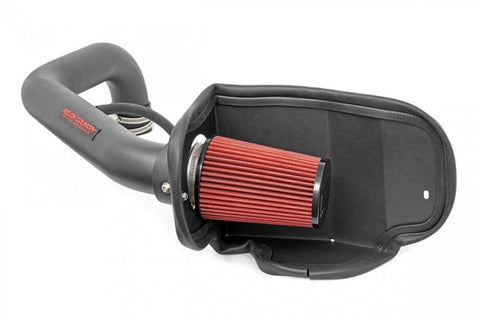 Rough Country COLD AIR INTAKE 97-06 JEEP TJ 6 cly 4L Jeep Performance 10553