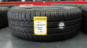 1x 205/60R16 95V GoodYear Eagle 8mm tread remaining mint as almost new tyre