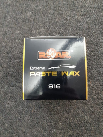 Extreme Paste Wax by ROAR Polish Polishers made in England