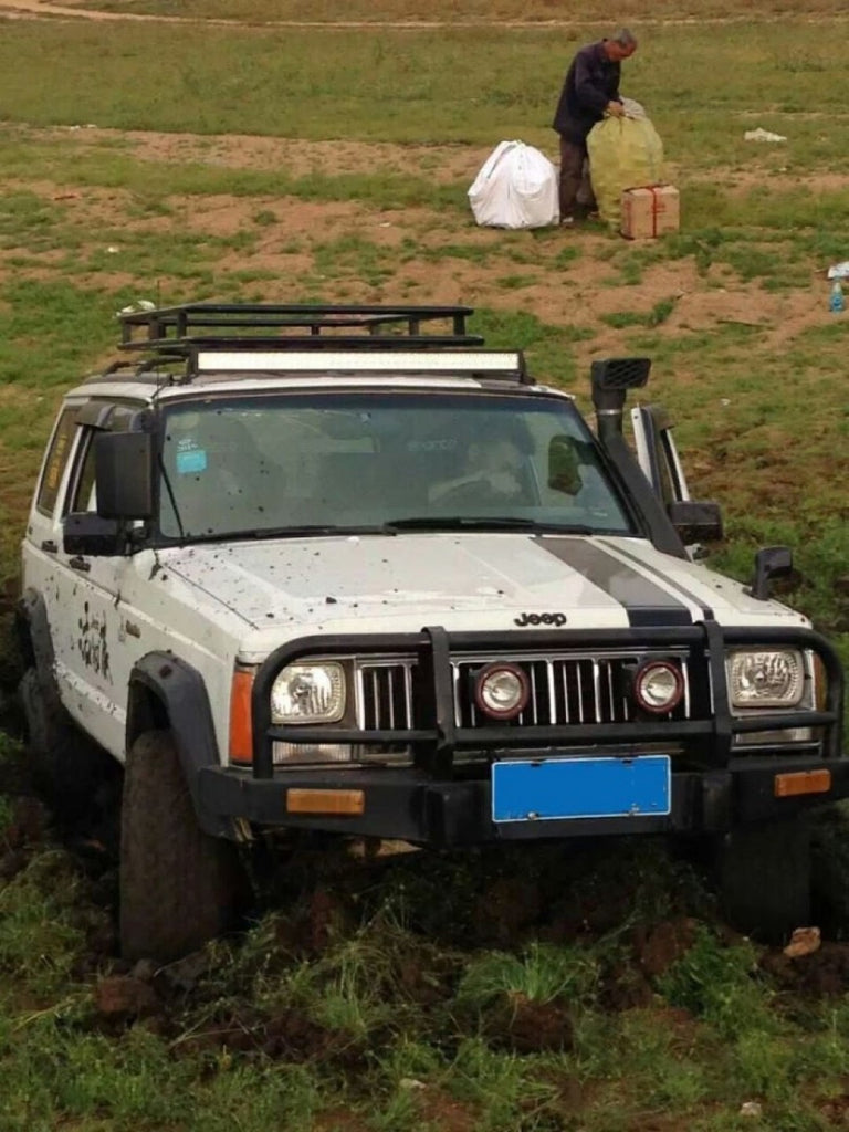 JEEP Front Bumper Bullbar for XJ ON SALE BE QUICK STOCK TAKE CLEARANCE FB-XJ-2