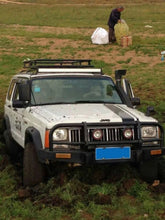 Load image into Gallery viewer, JEEP Front Bumper Bullbar for XJ ON SALE BE QUICK STOCK TAKE CLEARANCE FB-XJ-2