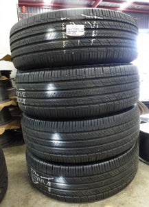 4x 245/70R16 111H HAnkook Dynapro HP2 with 6mm of tread left fitting in buynow