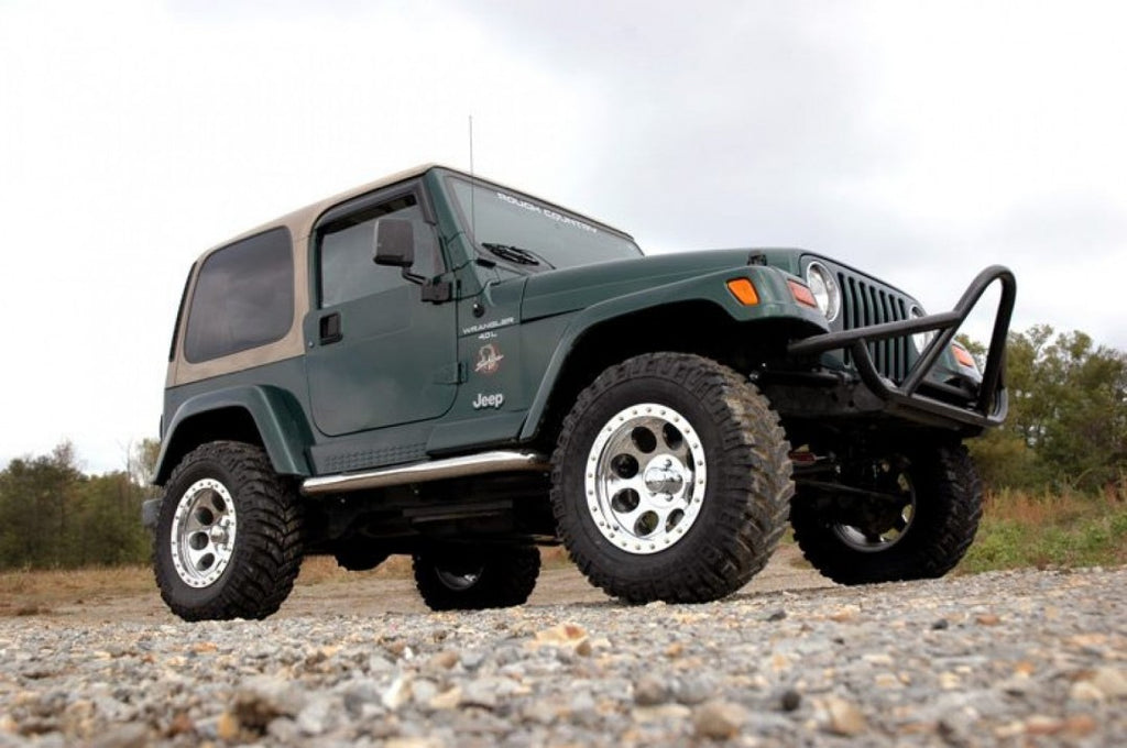 JEEP 97-06 TJ 4WD - 3.75in COMBO SYSTEM Rough Country 647.20 1157 653 1653BOX1