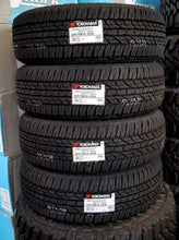 "Load image into Gallery viewer, 4 x Brand New 16"" tyres SPECIAL PRICING 225/70R16 Yokohama G015 A/T 103H"