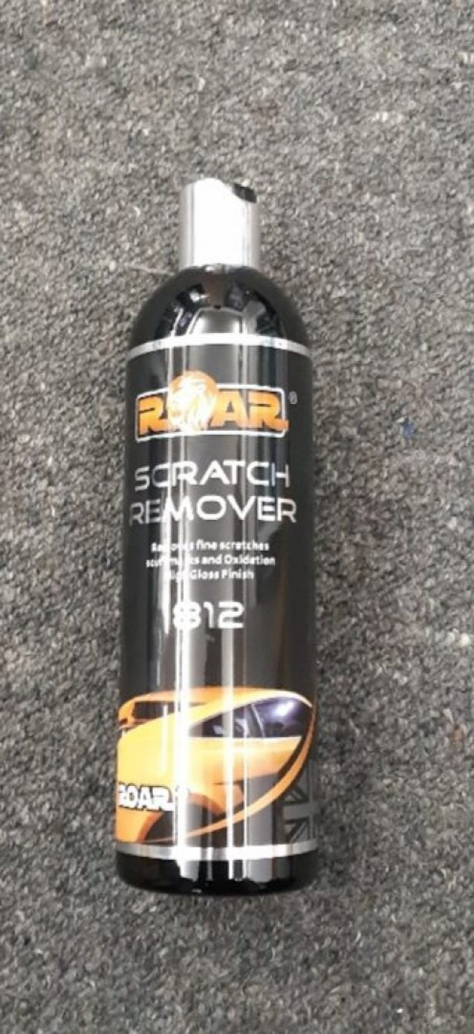 All In One Cleaner Wax by ROAR Polish Polishers made in England