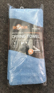 Microfiber Drying Towel by ROAR Polish Polishers made in England