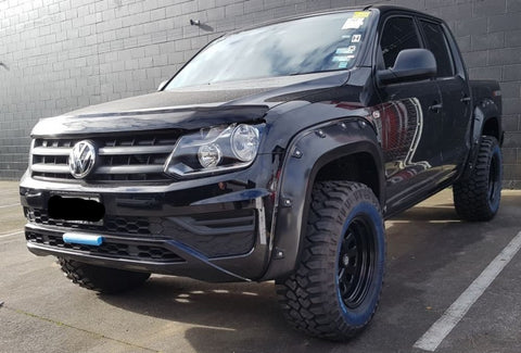 VW Amarok Flarekit ABS Strong as Flare Kit Flares new good looking 50mm wide