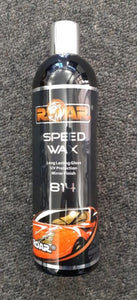 Speed Wax by ROAR Polish Polishers made in England