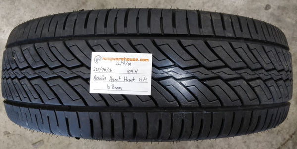 225/70R16 107H Achilles Desert Hawk H/T 1x8mm,FREE Fitting with the BUYNOW!!!