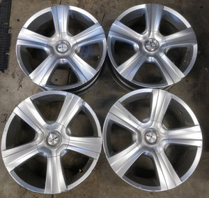 Mak Strada 20x9 30p 6/114.3, Perfect for Navara D40 NP300 Mercedes X Class!!!!