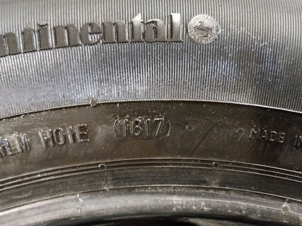 235/65R18 106T Continental Cross Contact 4x7mm