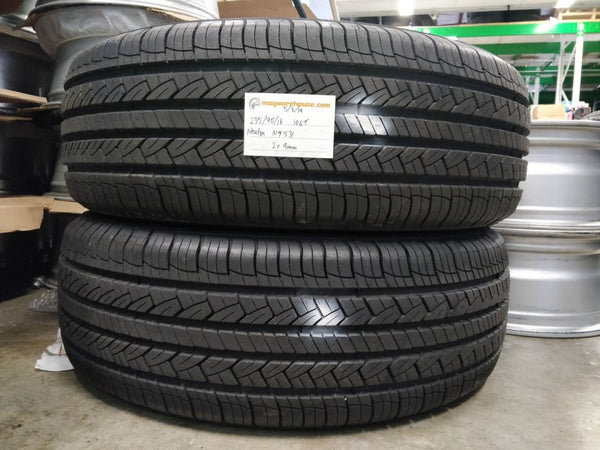 235/70R16 106T Neuton NT531 2x9mm AS NEW, FREE Fitting with the BUYNOW!!!