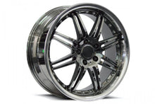Load image into Gallery viewer, Tam 3144 19x8.5 5/114.3 45p Black Chrome New mags & Tyre COMBO 225/40R19