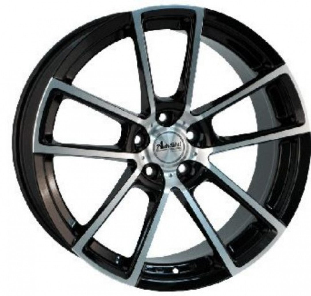 "Advanti Argos 20x8.5 35P 20x9.5 38P 5/114.3 BLACK SALE ON NOW STAGGERED 20"" MAGS"