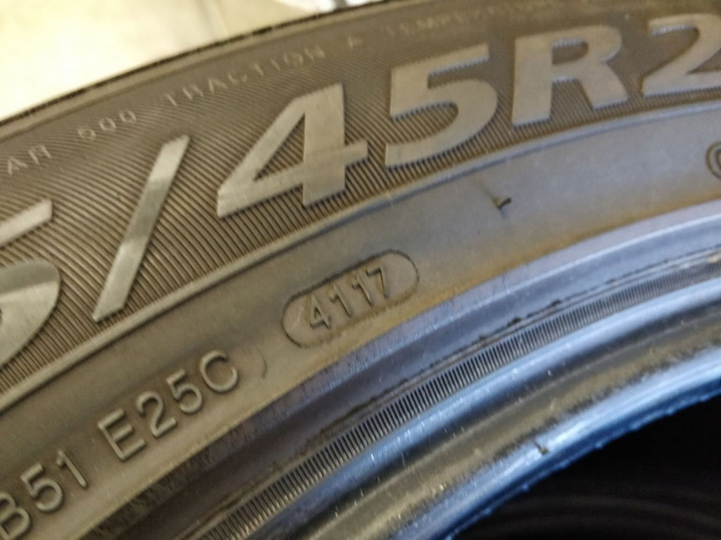 285/45R22 114V Sentury UHPT 4x7mm Free Fitting with the BUYNOW!!!