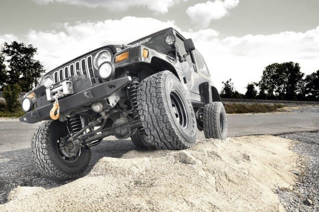 "RC JEEP 2003-2006 TJ 4WD 4"" LIFT KIT Rough Country liftkit 90730"