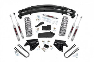 "Rough Country 4"" FORD SUSPENSION LIFTKIT 80-83 F100 series Pickup truck 520.20"