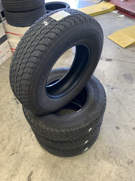 205R16 Bridgestone Dueler H/T 840 4x8mm, Free Fitting with BUYNOW!!!