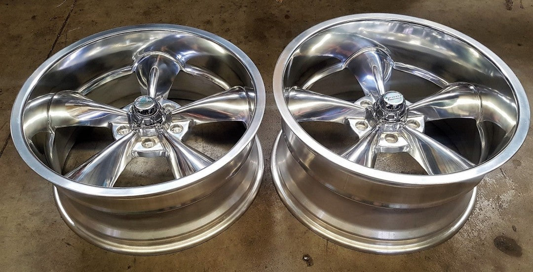 WHZ17 20x8.5 and 20x10 5/4.75 0 offset Full Polished great HQ /Chevy fitment