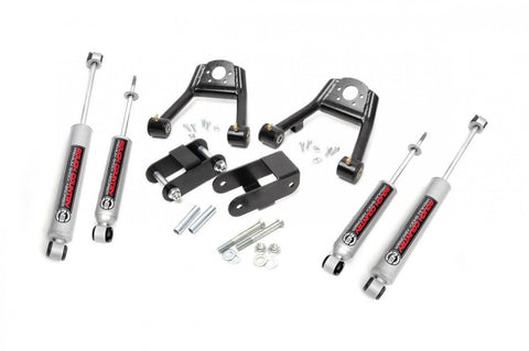 "1.5-2"" NISSAN SUSPENSION LIFT KIT D21 86-97 4wd Leveling liftkit NEW 80530"